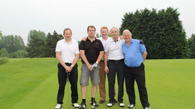 Golf Day 2013