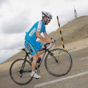 Macca on Ventoux Rome2Home