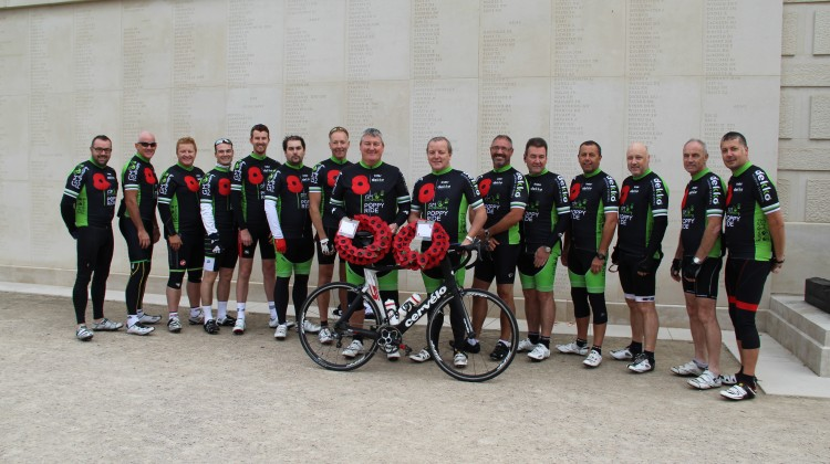 The Poppy Ride update: Day 1