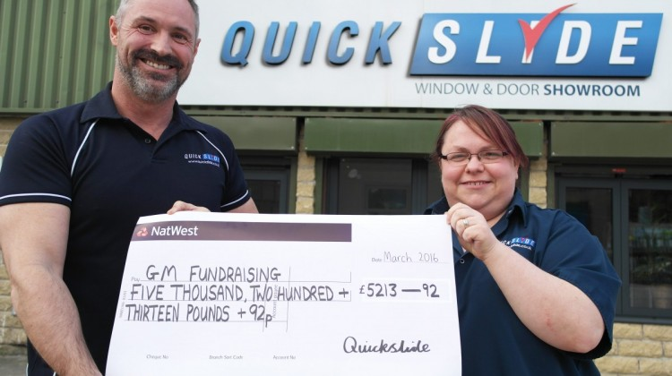 Quickslide Raises The Bar For A Great Cause