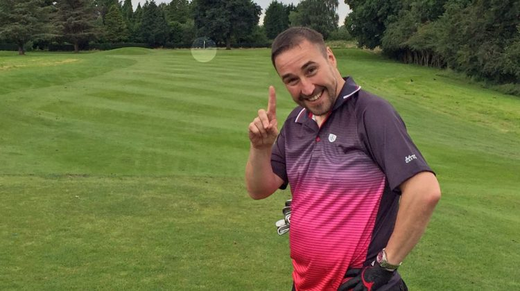 Record Golf Day for GM Fundraising