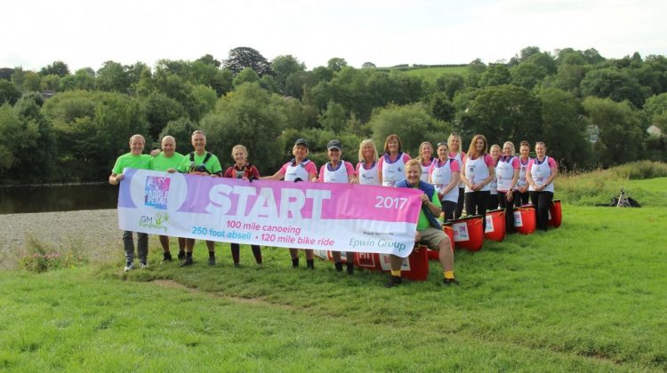 Paddle2Pedal – River Wye…Done!