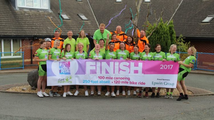 Paddle2Pedal Final Fund Announced