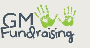 GM Fundraising logo