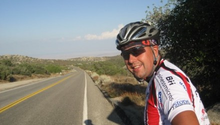20 miles downhill