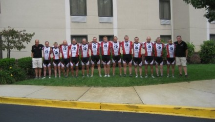 Ride4Hope 3089 miles across America