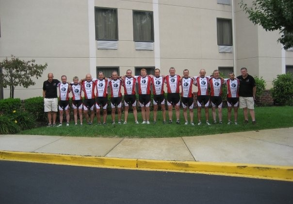 Ride4Hope 3089 miles across America