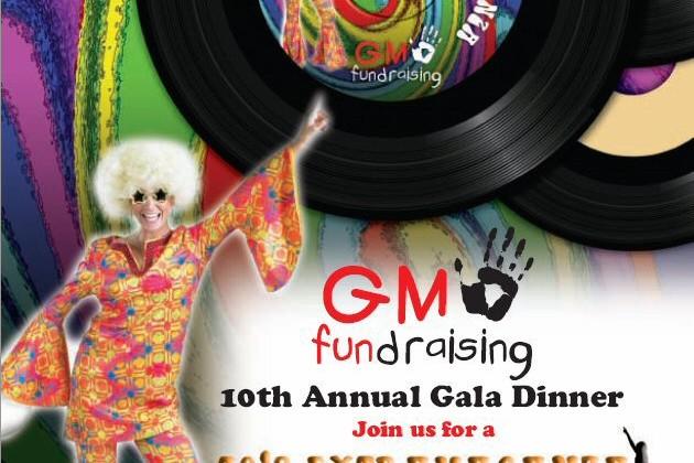 Groovy 70's Gala Dinner