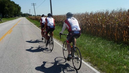 Ride 4 Hope - fields of the mid West