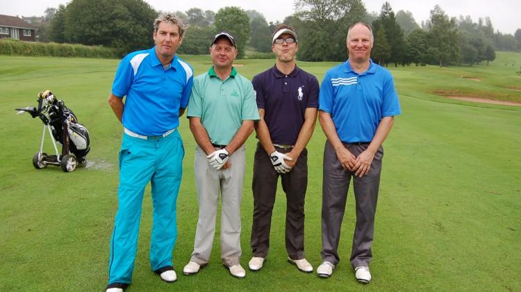 Golf Day June 2012