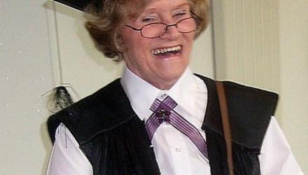 Deadly Doris the Headmistress