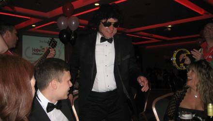 Elvis isn't dead