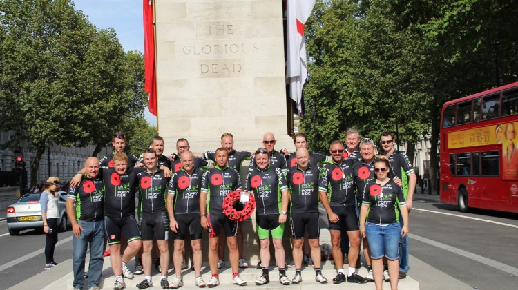 The Poppy Ride update: Day 2