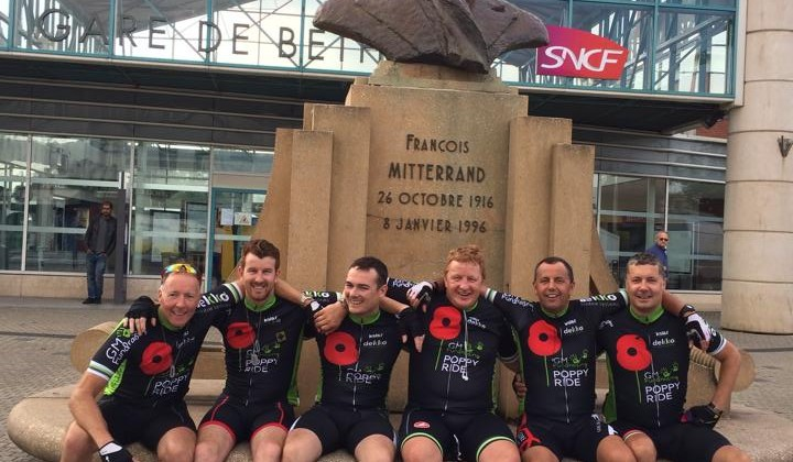 The Poppy Ride update: Day 4