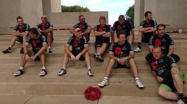 The Poppy Ride update: Day 5