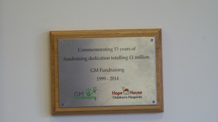 GM Fundraising confirms ongoing commitment with Hope House Hospices