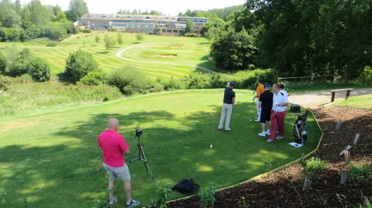 """Phenomenal"" 13th GM Fundraising Golf Day"