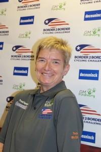 Yvonne McGregor MBE