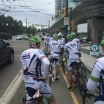 Team in Vancouver