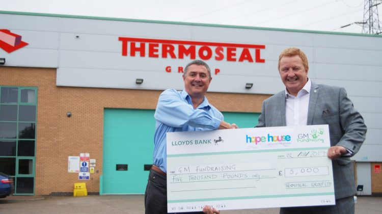 Thank You To Thermoseal Group